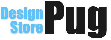 Pug Design Store Logo